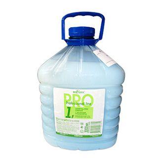 Pro Шампунь-крем с натуральным кондиционером для слабых и ломких волос Козье молоко 3000 мл