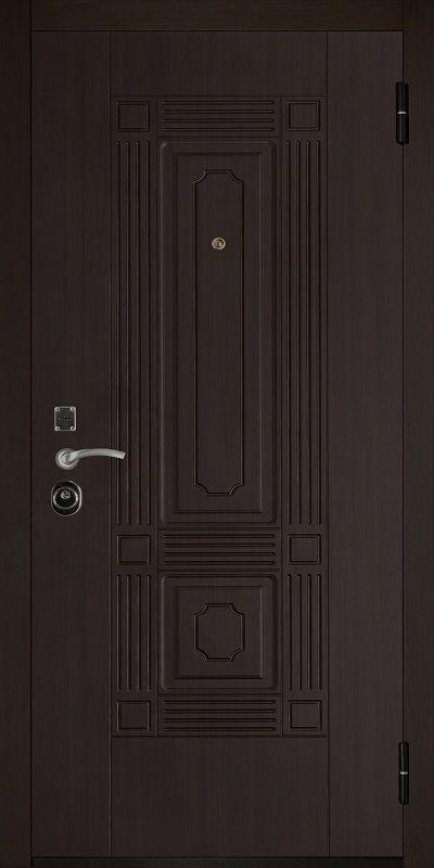 Металлическая дверь Комфорт