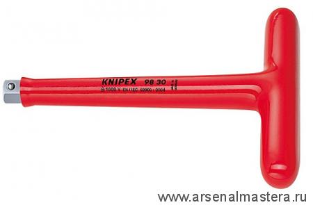 Рукоятка поперечная KNIPEX  3/8 1000 V KN-9830