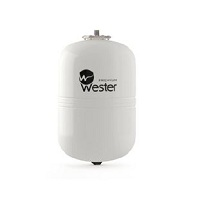 Бак  для системы ГВС и гелиосистем Wester Premium WDV35