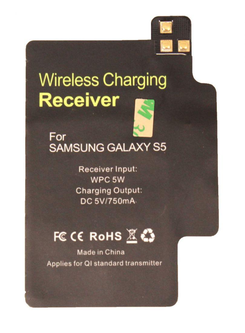 QI-адаптер для телефона Samsung Galaxy S5 (G900)