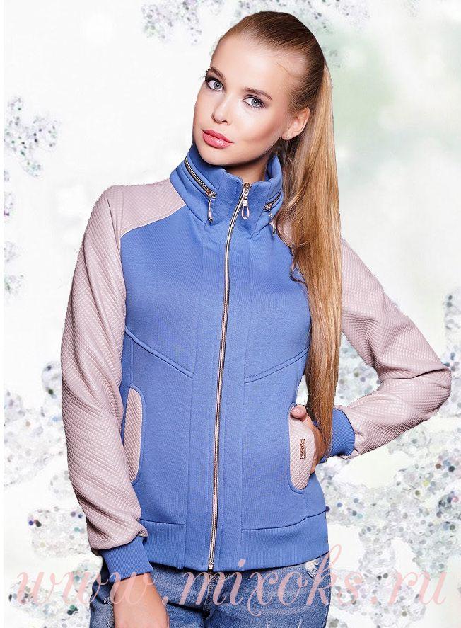 Куртка -Толстовка на молнии