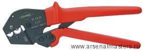 Клещи для опрессовки, также для работы обеими руками KNIPEX 97 52 23 KN-975223