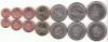 Набор монет Острова Кука 2010 (7 монет)