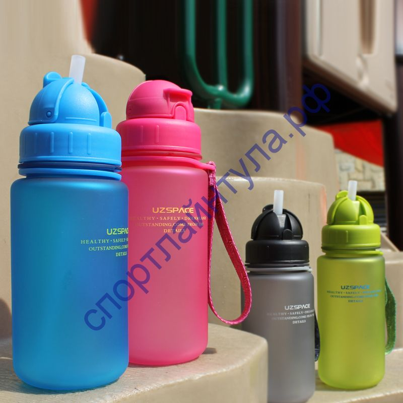 Многоразовая эко бутылка для воды