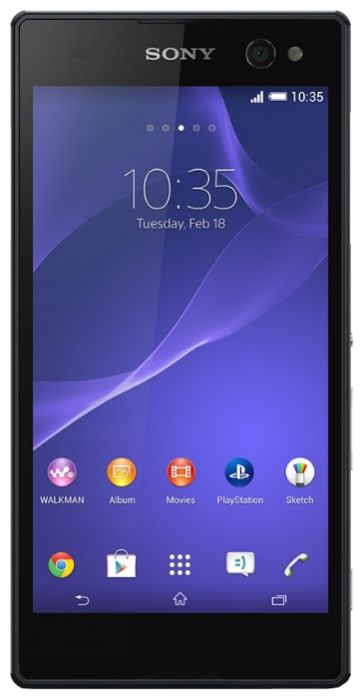 Sony Xperia C3 single/dual sim (В2502, D2533)