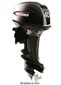 Лодочный мотор HIDEA HD 40 FES