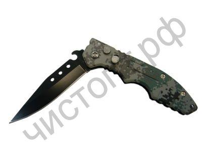 Нож перочинный PT-TRK22 (108) с клипсой (7/17см)