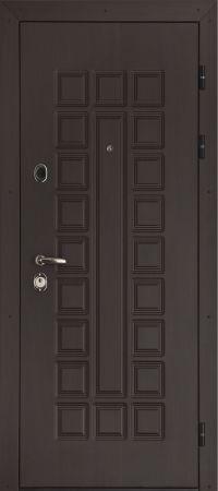Металлическая дверь Сенатор Стандарт  (с замком Сisa)
