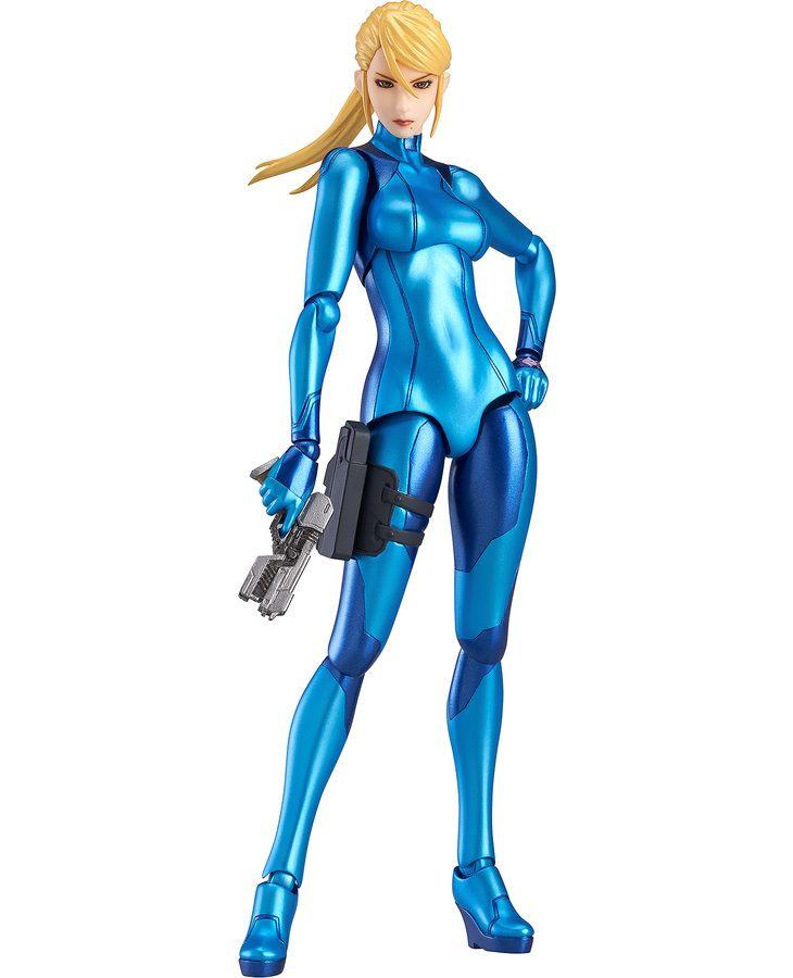 Figma Samus Aran Zero Suit Ver.