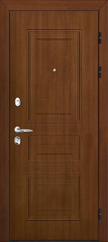Металлическая дверь Сенатор 3D Вена (с замком МЕТТЭМ)