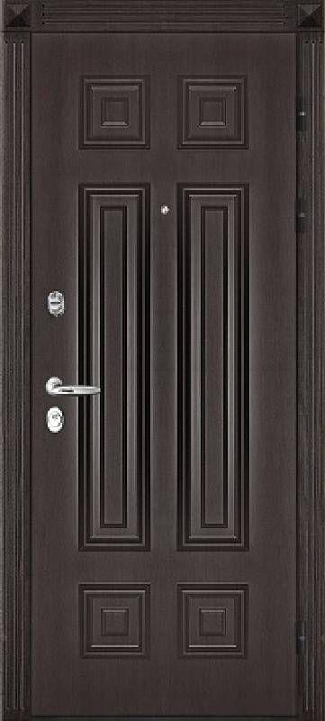 Металлическая дверь Сенатор 3D Марсель (с замком Cisa)