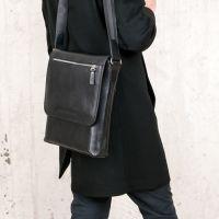 FABIO NERO наплечная кожаная сумка GianfrancoBonaventura