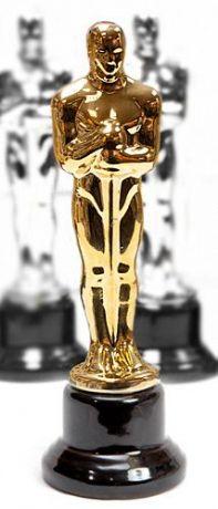 Оскар с мечом (32см, керамика)