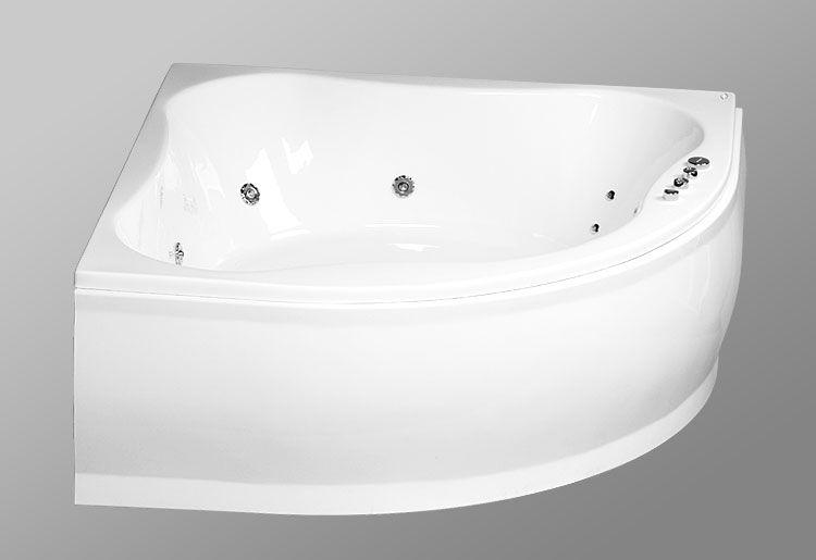 Акриловая ванна AKRILAN Lagunadel MEDIO  , 160*160 см, без гидромассажа