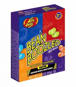 Конфеты Гарри Поттера Bean Boozled  (45 гр.)