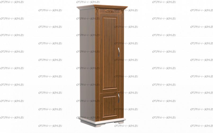 Шкаф 1-дверный Палермо Массив DreamLine (71х66х220)