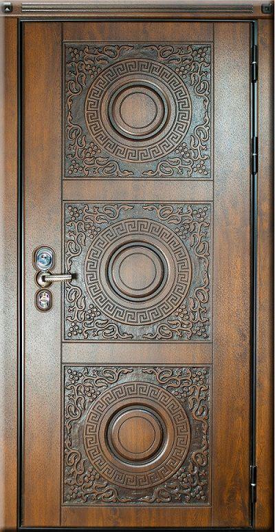 Металлическая дверь Италия (с замком Kale)