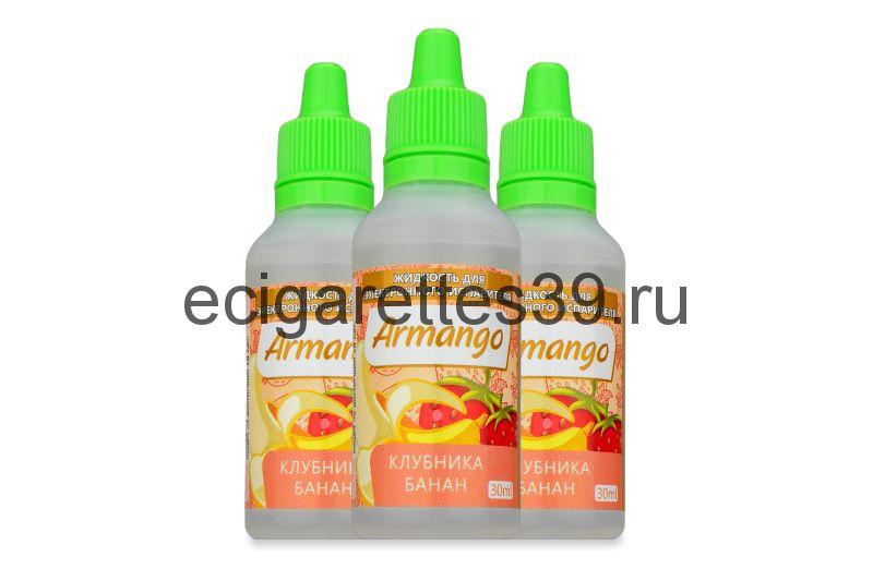 Жидкость Armango Cloud (содержание никотина 3 мг.)