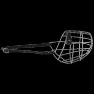 Намордник металлический №5 (немецкая овчарка, терьер)