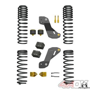 "JK Wrangler ""Urban Assault"" Lift Kit, 1.5"", 4-Door"