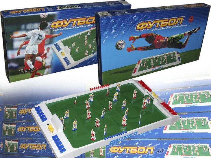 Игра Футбол 3-10 (ОМЗЭТ)