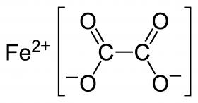 Оксалат железа, 1 кг