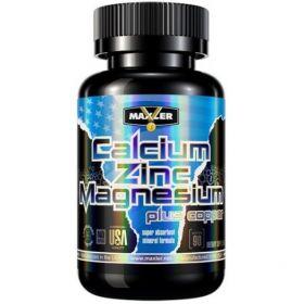 Maxler Calcium Zinc Magnesium (90 табл.)