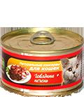 Porcelan Говядина с печенью для кошек (135 г)