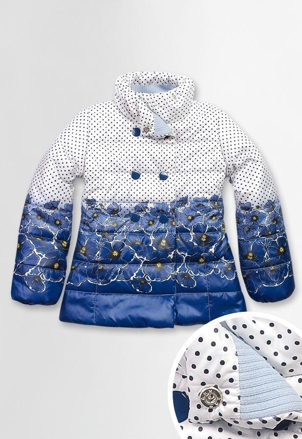 Куртка для девочек Blue