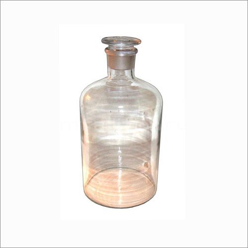 Бутыль с притертой пробкой, 10 литров