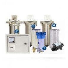 Системы очистки воды «Дача»