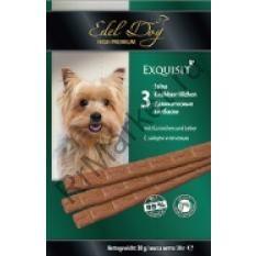 Edel Dog лак-во колбаски кролик/печень 30 г(3 колбаски).