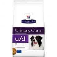 Hill's PD Canine u/d Urinary Care Диетический корм при заболеваниях почек и лечении МКБ (5 кг)