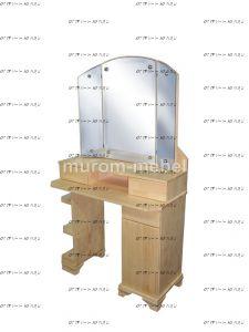 Стол туалетный Муромец (110х50х145)