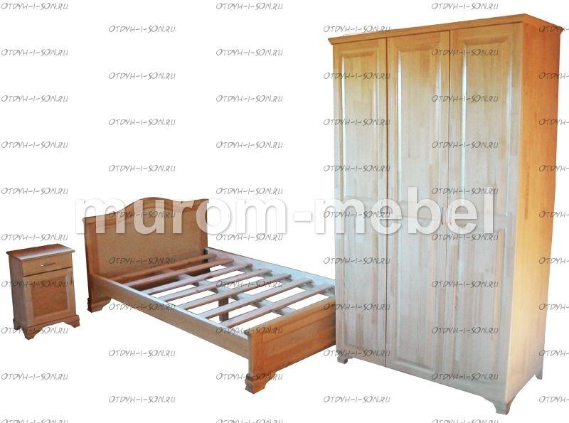 Спальня Муромец