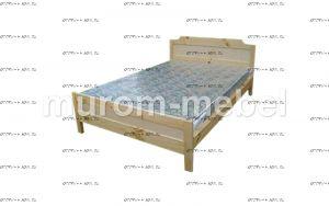 Кровать Дачная-2