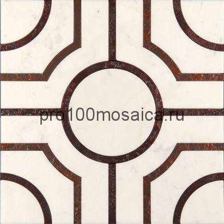 AСM (w)-2/5 Плитка 305*305 серия ALСAMO (white), размер, мм: 305*305*10 (Skalini)