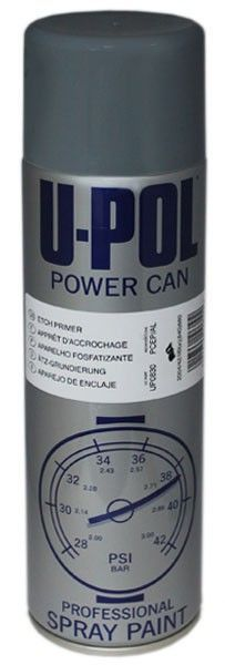 U-Pol Power Can Грунт протравливающий, 500мл.
