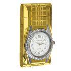 Зажигалка  Часы
