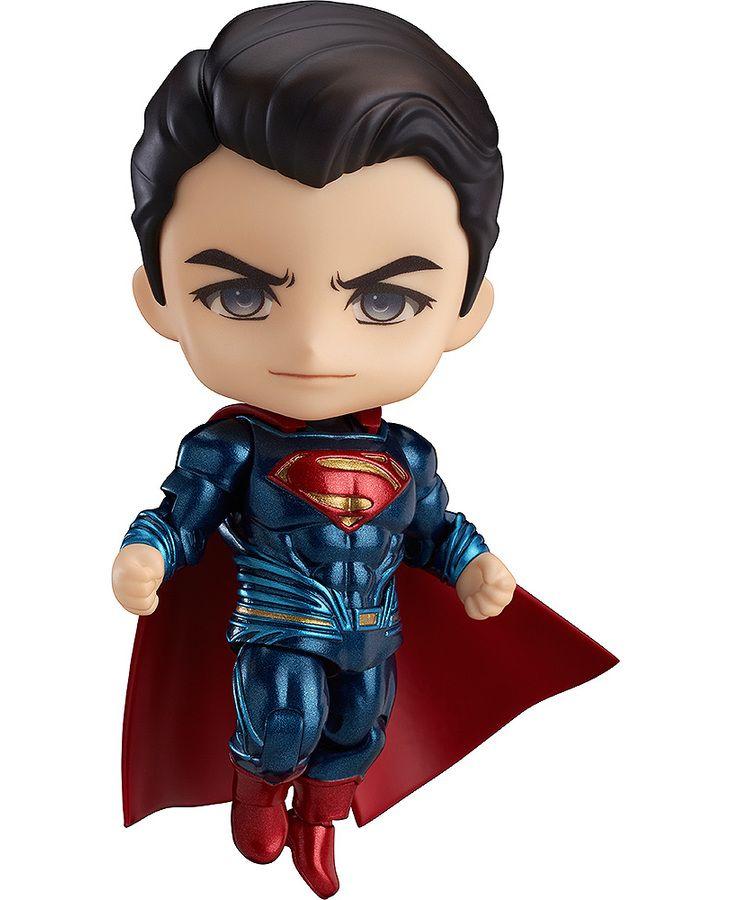 Nendoroid Superman Justice Edition