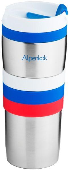 Термостакан Alpenkok с триколором