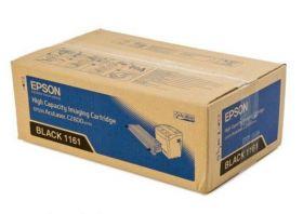 Тонер-картридж оригинальный EPSON черный повышенной емкости для AcuLaser C2800 C13S051161