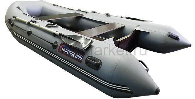 Лодка ПВХ Хантер 360 ЛК