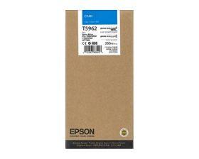 Картридж оригинальный EPSON T5962 голубой для Stylus Pro 7900/9900 C13T596200