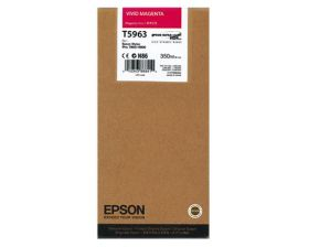 Картридж оригинальный EPSON T5963 пурпурный для Stylus Pro 7900/9900 C13T596300