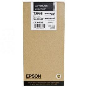Картридж оригинальный EPSON T5968 черный матовый для Stylus Pro 7900/9900 C13T596800