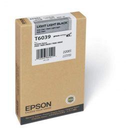 Картридж оригинальный EPSON T6039 светло-серый для Stylus Pro 7880/9880 C13T603900