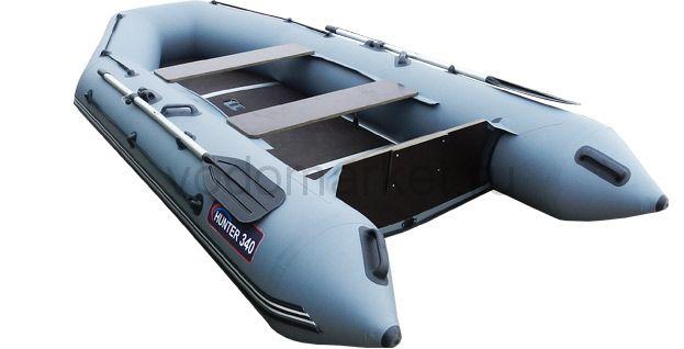 Лодка ПВХ Хантер 340 ЛК
