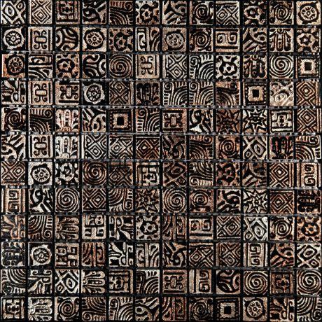 ETH-1 Мозаика 23*23 серия ETHNIC, размер, мм: 300*300*10 (Skalini)